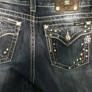 Miss Me Jeans - Easy Boot - Size 33/33